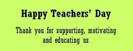 image teachers day