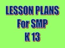 image lesson plans for smp k 13