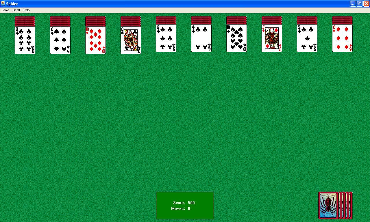Ideas For Internet Games Spider Solitaire @KoolGadgetz.com